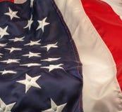 Drapeau des Etats-Unis d'Amérique Images stock