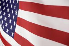 Drapeau des Etats-Unis d'Amérique Image stock
