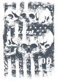 Drapeau des USA illustration de vecteur