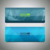 Drapeau Design Photos libres de droits