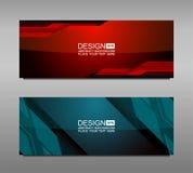 Drapeau Design Photos stock