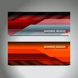 Drapeau Design Images libres de droits