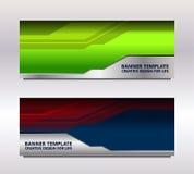 Drapeau Design Images stock