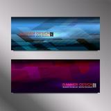 Drapeau Design Photographie stock libre de droits