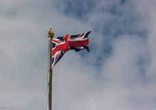 Drapeau du Royaume-Uni Photos libres de droits