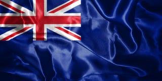 Drapeau du Royaume-Uni de la Grande-Bretagne et du nord variables illustration stock