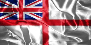 Drapeau du Royaume-Uni de la Grande-Bretagne et du nord variables illustration libre de droits