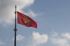 Drapeau du Vietnam Image libre de droits