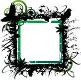 Drapeau grunge Image libre de droits