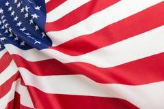 Drapeau, Jour de la Déclaration d'Indépendance ou 4ème des USA de juillet Image stock