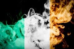 Drapeau national de l'Irlande Photos stock