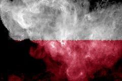 Drapeau national de la Pologne illustration stock