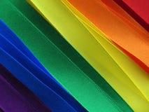 Drapeau ou bannière gai Images libres de droits