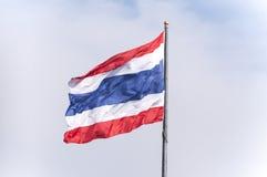 Drapeau thaïlandais Photo stock