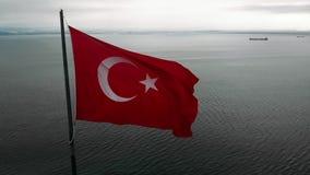 Drapeau turc clips vidéos