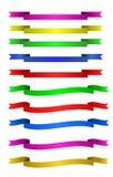 Drapeaux Image stock