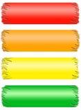 drapeaux Photographie stock