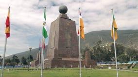 Drapeaux de l'Equateur clips vidéos