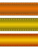 Drapeaux de Veille de la toussaint Images stock