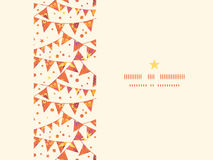 Drapeaux texturisés de décorations de Noël horizontaux Image stock