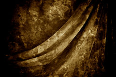 Free Draped Mottled Sepia Background Stock Photo - 12479990