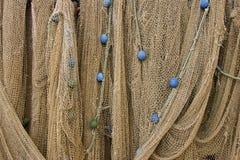 Draped Nets Stock Photo