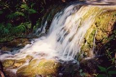 Draperend water Stock Foto