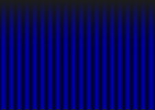 Draperie bleue de velours Images libres de droits