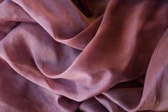 Draperii tekstura Zdjęcie Royalty Free