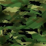 Drapery camouflage fabric textile background Stock Photography