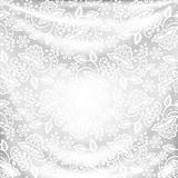 Drapery with lace Royalty Free Stock Images