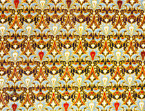 Drapery  pattern Stock Images