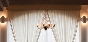 Drapes Stock Images