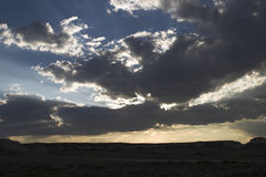 Drastische Himmel Stockbilder