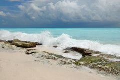 Drastische Küstelandschaft Lizenzfreie Stockfotografie