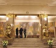 Am drastischen Theater in Stockholm Lizenzfreie Stockfotografie