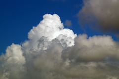 Drastisches Cloudscape Stockfotos