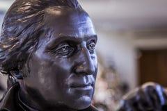 Drastisches Porträt von George Washington lizenzfreie stockfotografie