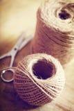 Dratwa sznur Fotografia Royalty Free