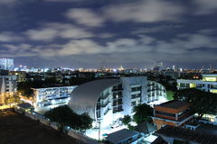 Draufsicht Bangkok Lizenzfreies Stockfoto