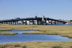 Draw Bridge Royalty Free Stock Photo