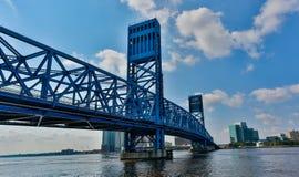 Draw Bridge Royalty Free Stock Photography