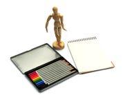 draw som är klar till arkivfoto
