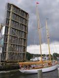 drawbridge επάνω Στοκ εικόνες με δικαίωμα ελεύθερης χρήσης