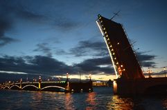 drawbridge fotografía de archivo libre de regalías