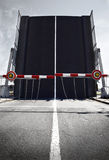 Drawbridge Royalty Free Stock Photo