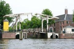 The drawbridge Royalty Free Stock Photography