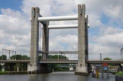 drawbridge imagen de archivo libre de regalías