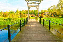 drawbridge imagen de archivo