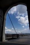 drawbridge foto de archivo
